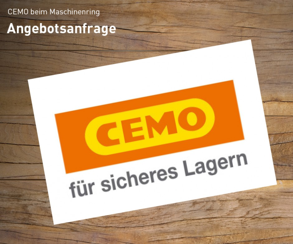 CEMO Angebotsanfrage