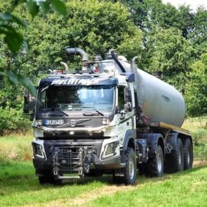 Volvo Trucks Angebotsanfrage